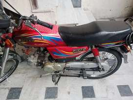Hi speed sr70 Rawalpindi number lush condition