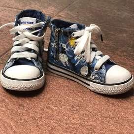 Skechers star wars original sepatu anak