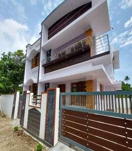 Ready to occupy 4 bhk 1400 sqft house at varapuzha near puthanpally