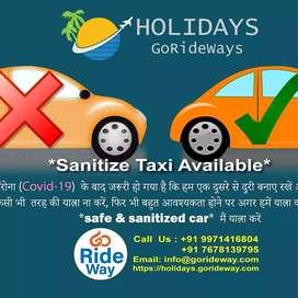 Gorideway Taxi Services