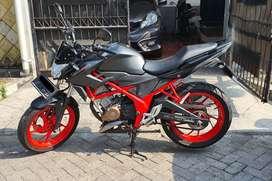 Jual Honda All New CB150R Streetfire 2017 Special Edition