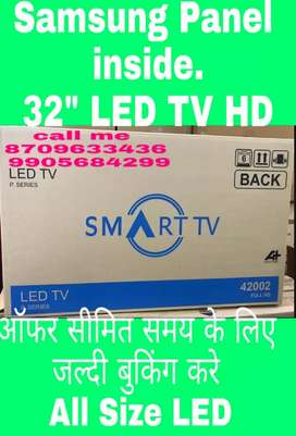 सबसे सस्ता Led TV New Seal Imported LedTV starting @5999 home delivery