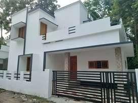 3 bhk 1150 sqft new build house at edapally varapuzha kongorpally area