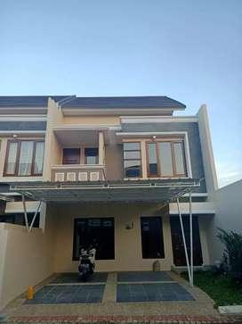 Brand new rumah cluster dijual di jakarta selatan jagakarsa