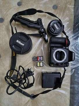Nikon D750 with 24-120 & 50 mm 1.8g lens