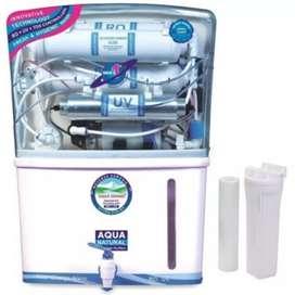 Grand RO aqua natural water purifier.