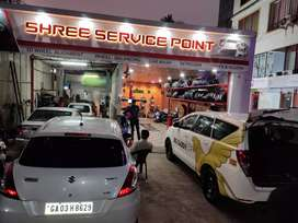 Wanted urgently four wheeler technician . car washer.  painters