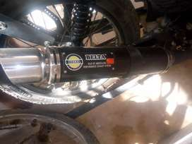 Exhaust/silencer for sale