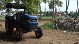 Swaraj 744 FE