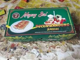Cetak box kue ,martabak dan bolen harga nego