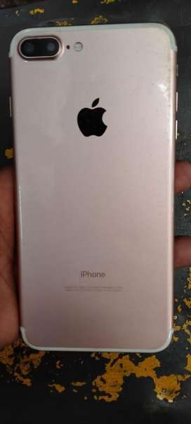 I phone 7 plus 128 gb rose gold