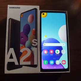 Samsung A21s - No problem with the phone. I need the money