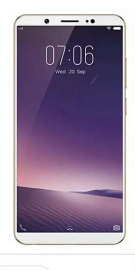 Vivo v7 good condition work nice