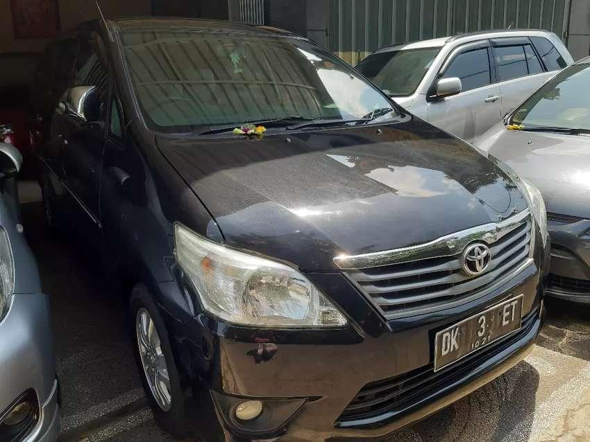 * Di Jual Toyota Innova 2.0 G Vvti matic 2011 Bali * 0