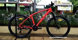 Kredit Sepeda Thrill Cleave 1.0 Banyak Promo