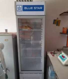 Fridge for commercial purpose and 2 ton AC
