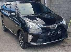 Toyota Cayla bulan maret 2019 body mulus seperti baru