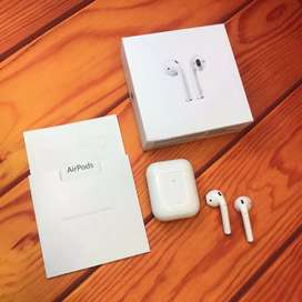 Earpods with GPS n name changeable