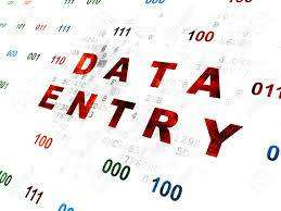 Offline data entry work from home. Your flexible time