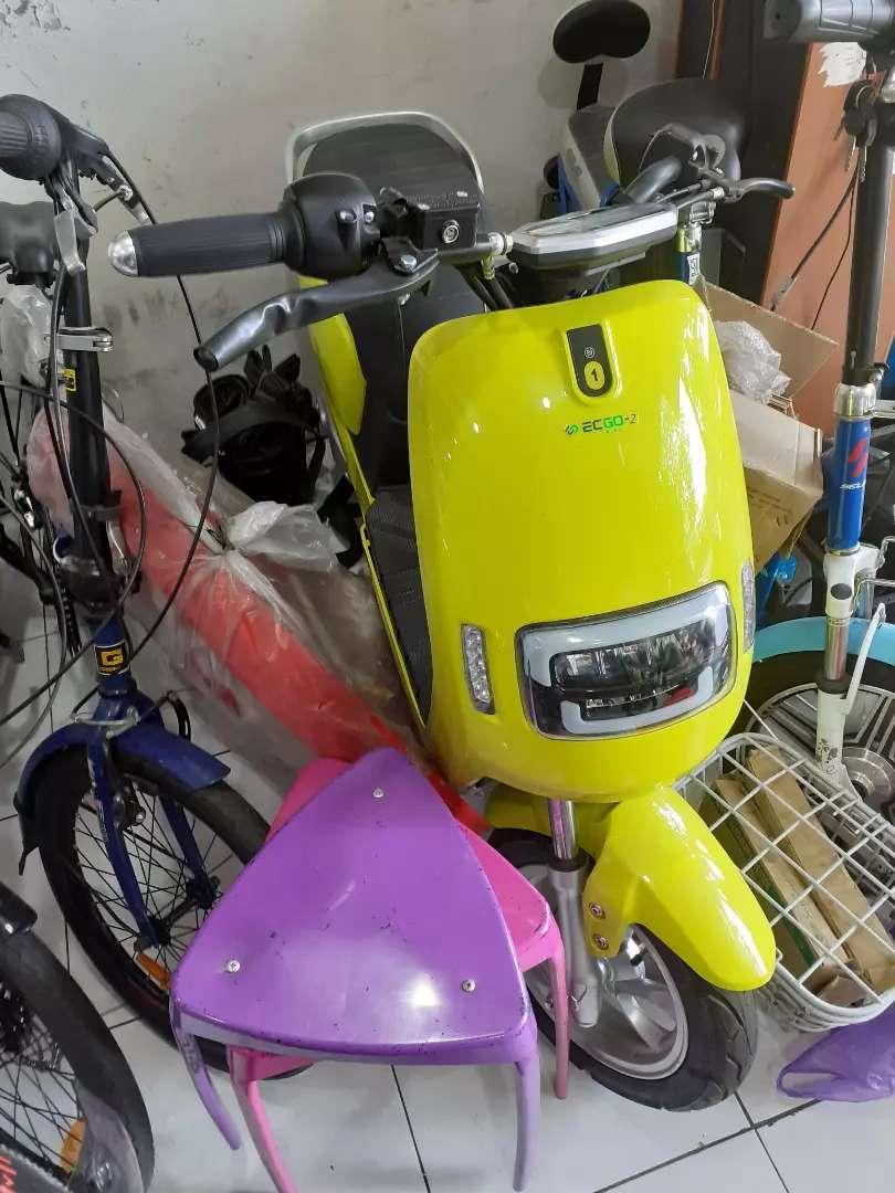 Kredit sepeda listrik ecgo. Dunia sepeda 0