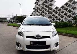 New Yaris E AT 2013 Antik!!! KM 40rb an