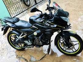 Fully modified bike