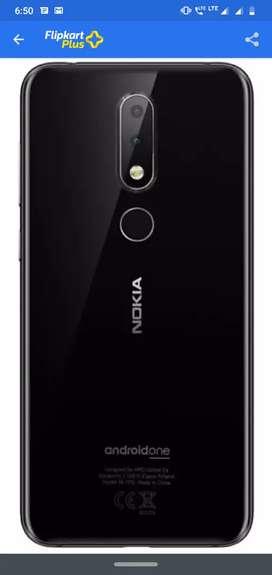 Nokia 6.1 plus 4-64 GB