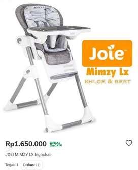 Kursi makan bayi joie