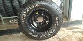Bolero wheel