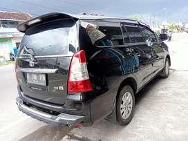 Innova diesel 2013 V upgrade istimewa di Jogja