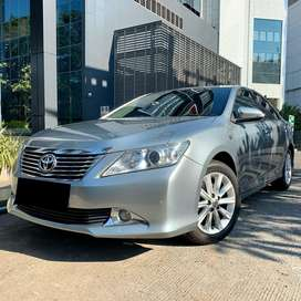 Toyota Camry 2.4 V Matic New Model 2012