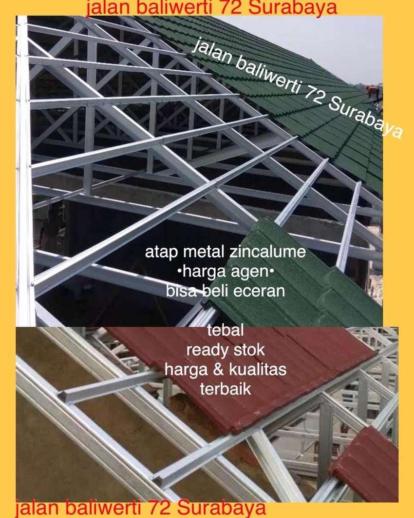 termurah harga atap baja genteng zincalume galvalume metal galvalum 0