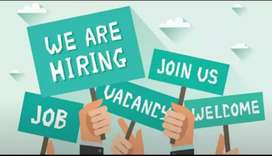 We need confident staff for call center job