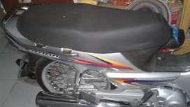 Sepeda Honda kirana