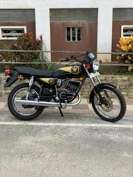 Yamaha rx-135 5speed