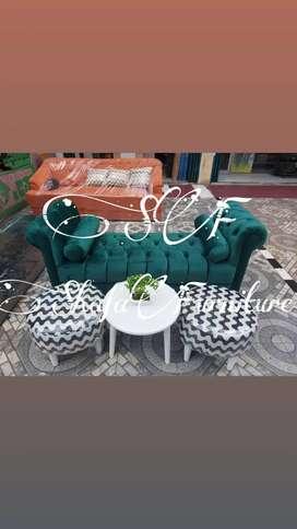Tempahan khusus Sofa Beach