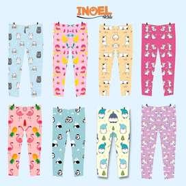 Legging dan Kaos Anak by Inoel Kids