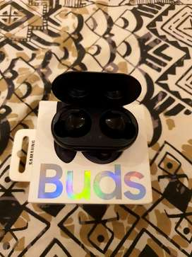 Samsung Galaxy Buds Black ORIGINAL (Almost New)