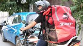 Delivery boy Argent requirement( own bike)
