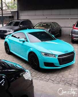 Audi TT 2.0 TFSI 2016