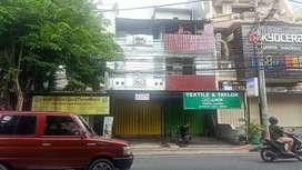 Ruko 3 lantai pinggir jalan utama Diponegoro