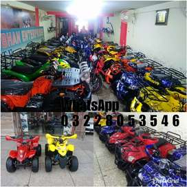 Adventure Ride Atv Quad Bike 4 Wheeler Available At Subhan Enterprises
