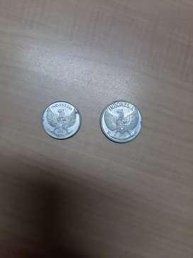 Uang Koin 1957 dan 1959
