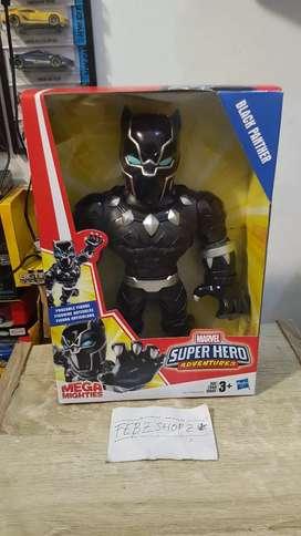 Mainan Anak Original Figure Black Phanter Ukuran Besar