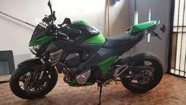 Kawasaki Z800 Tahun 2013 Full Paper