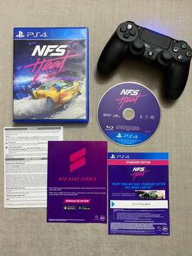 BD Ps4 Need For speed NFS Heat