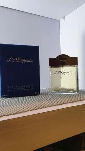 Parfum S.T. Dupont ORIGINAL made in france
