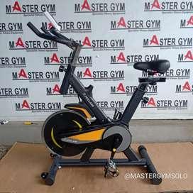 Sepeda Statis Sports QR/619 - Alat Fitness - Kunjungi Toko Kami