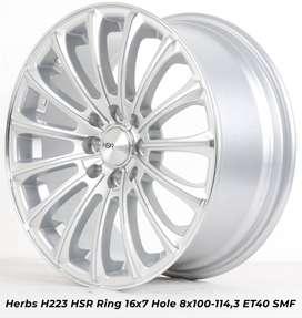 Velg HSR Herbs R16 Bisa TT