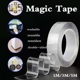 Magic tape double side